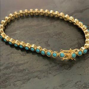 Melinda Maria Turquoise Bracelet